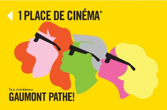 place cinéma gaumont 3D