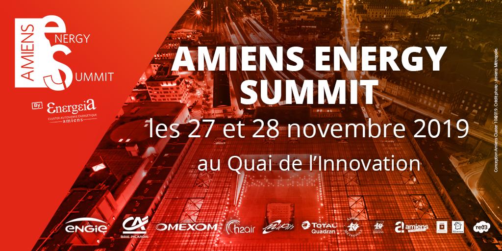 Amiens energy summit 27-28 nov. 2019