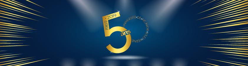 UPJV - 50 ans
